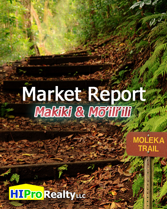 Market Report - Makiki & Moiliili July 2018 - HI Pro Realty LLC