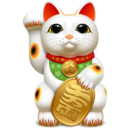 chinese lucky cat meanings