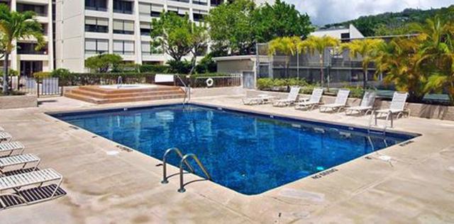 Honolulu condo profile mott smith laniloa for Pool design honolulu