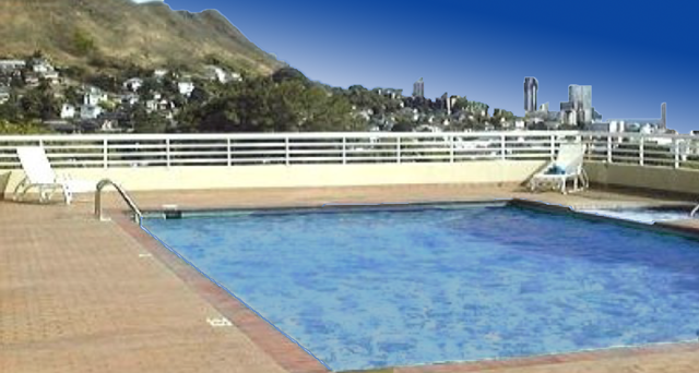 Nuuanu Parkside Swimming Pool