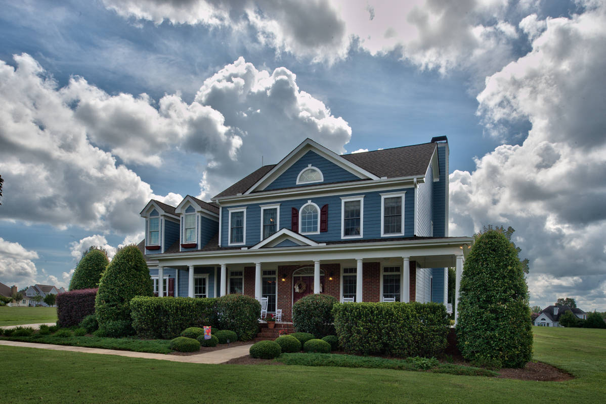 Colonial Home For Sale In Buckhead Manor Madison Ga