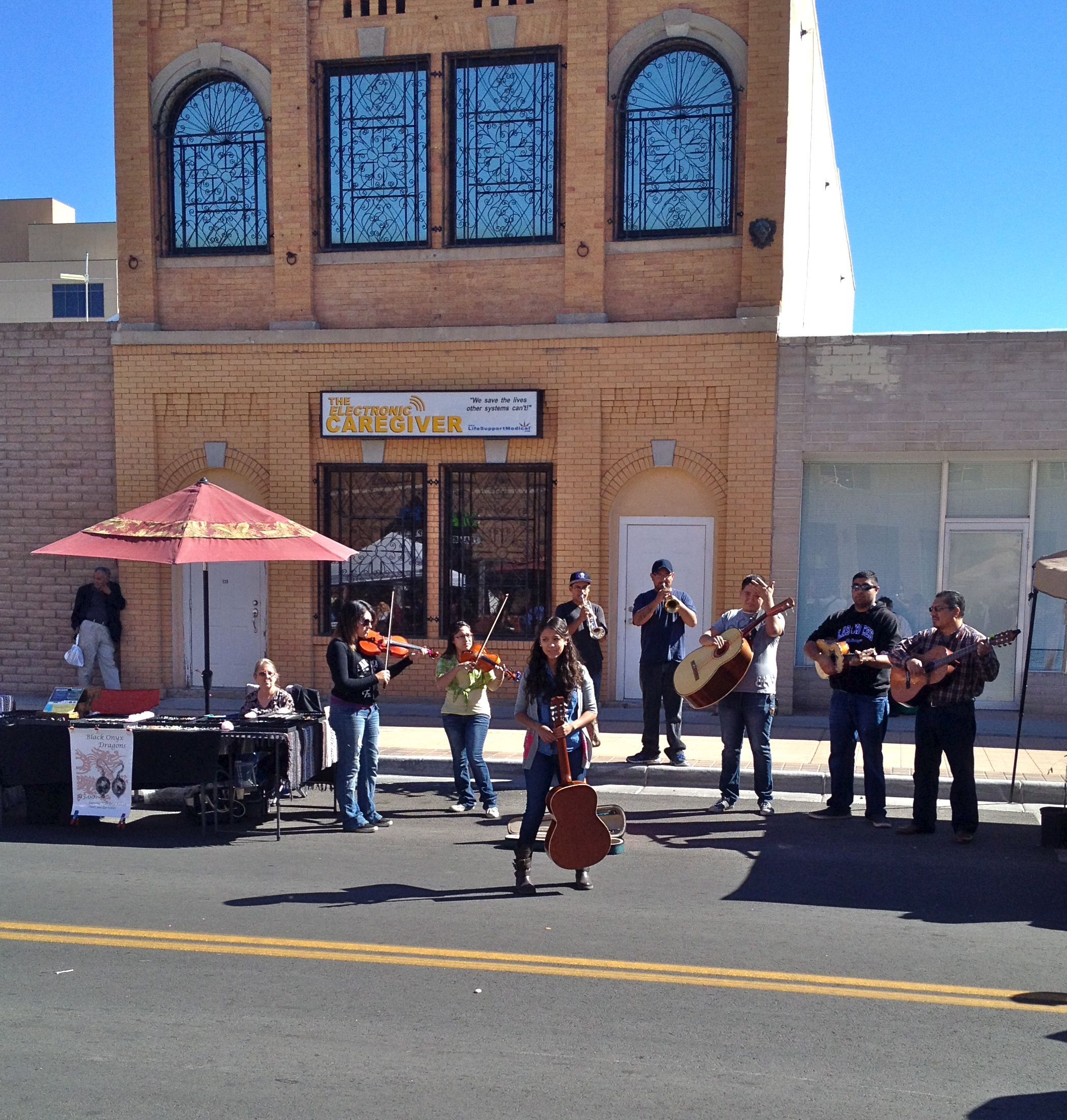 A Day At The Las Cruces Farmers Market