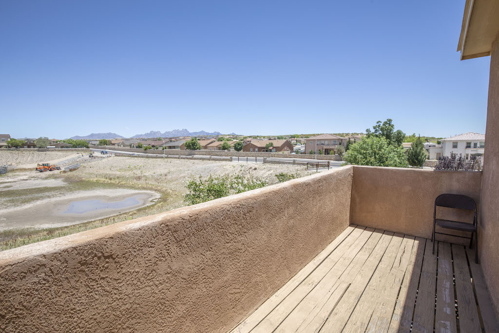 image of 4626 rimrock drive master suite patio/deck