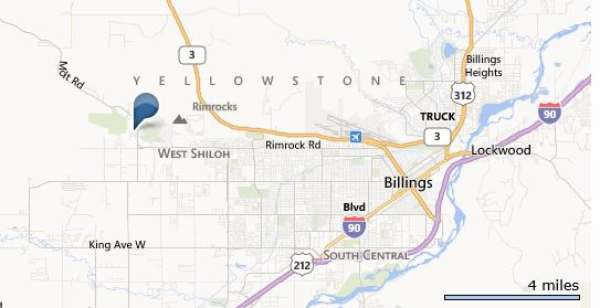 Homes For Sale In Ironwood Subdivision Billings Mt