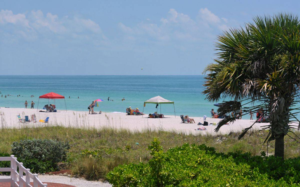 Things to Do on Anna Maria Island -  Go to the beach