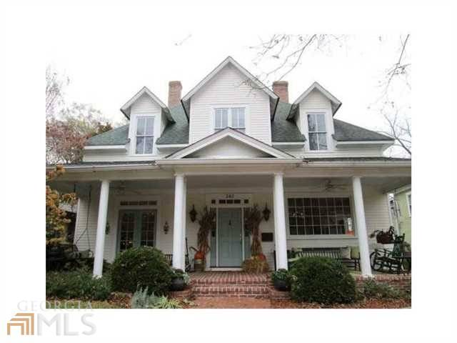 Historic marietta homes for sale for Historic homes for sale in georgia