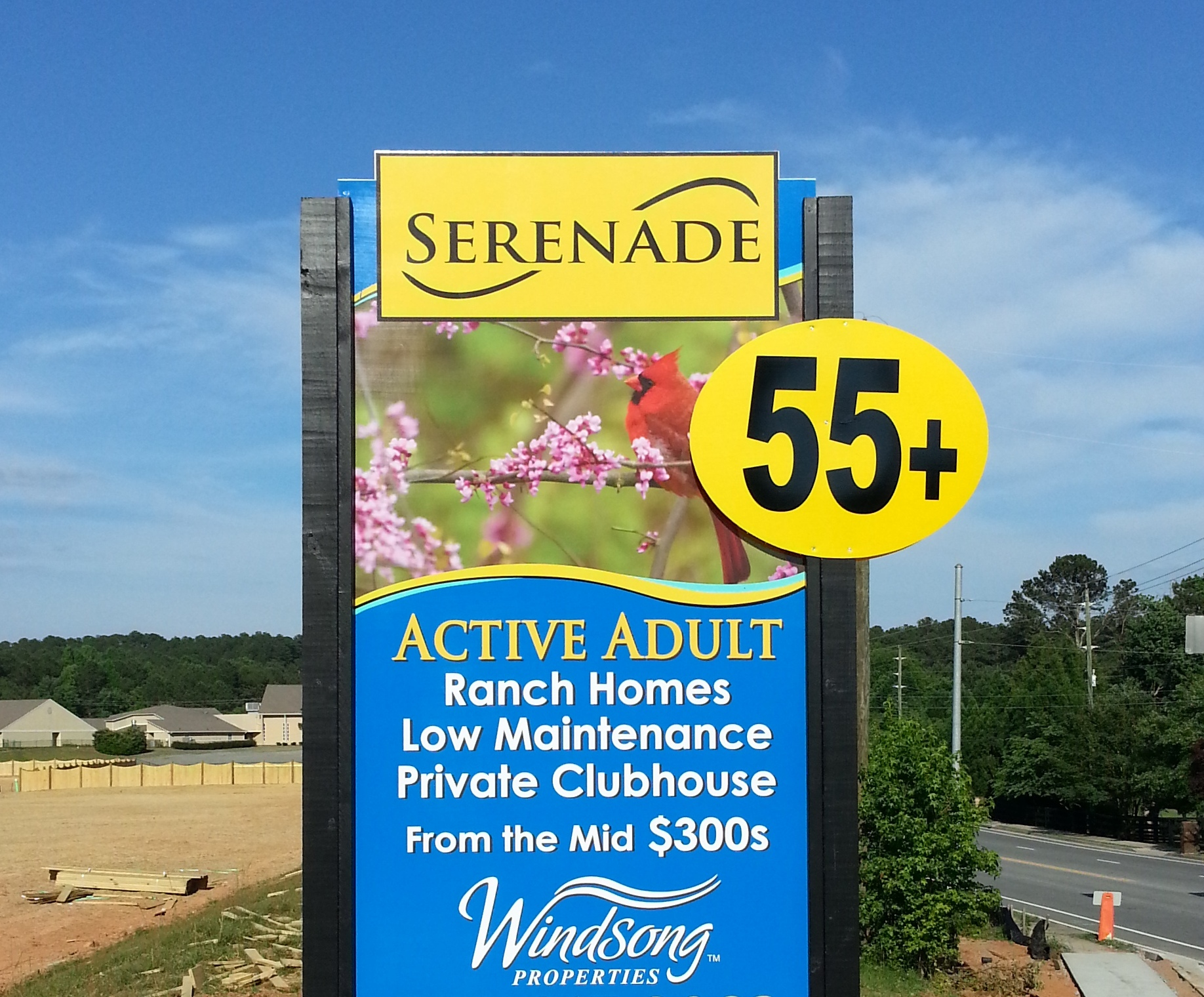 Serenade by Windsong Properties 55+ Kennesaw