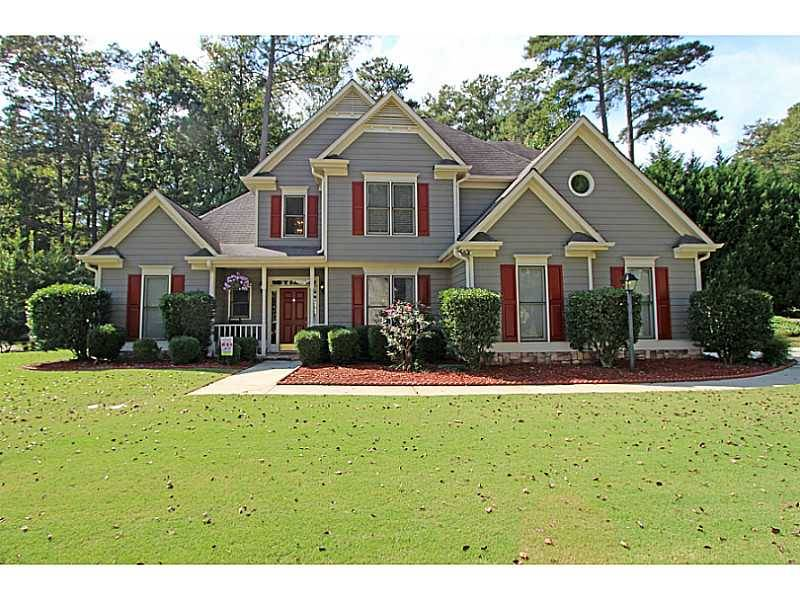 Homes for sale in echo mill subdivision powder springs for 6 bedroom homes for sale in georgia
