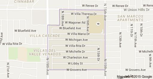 19th Ave And Union Hills Property Management In Desert Valley Estates Phoenix AZ