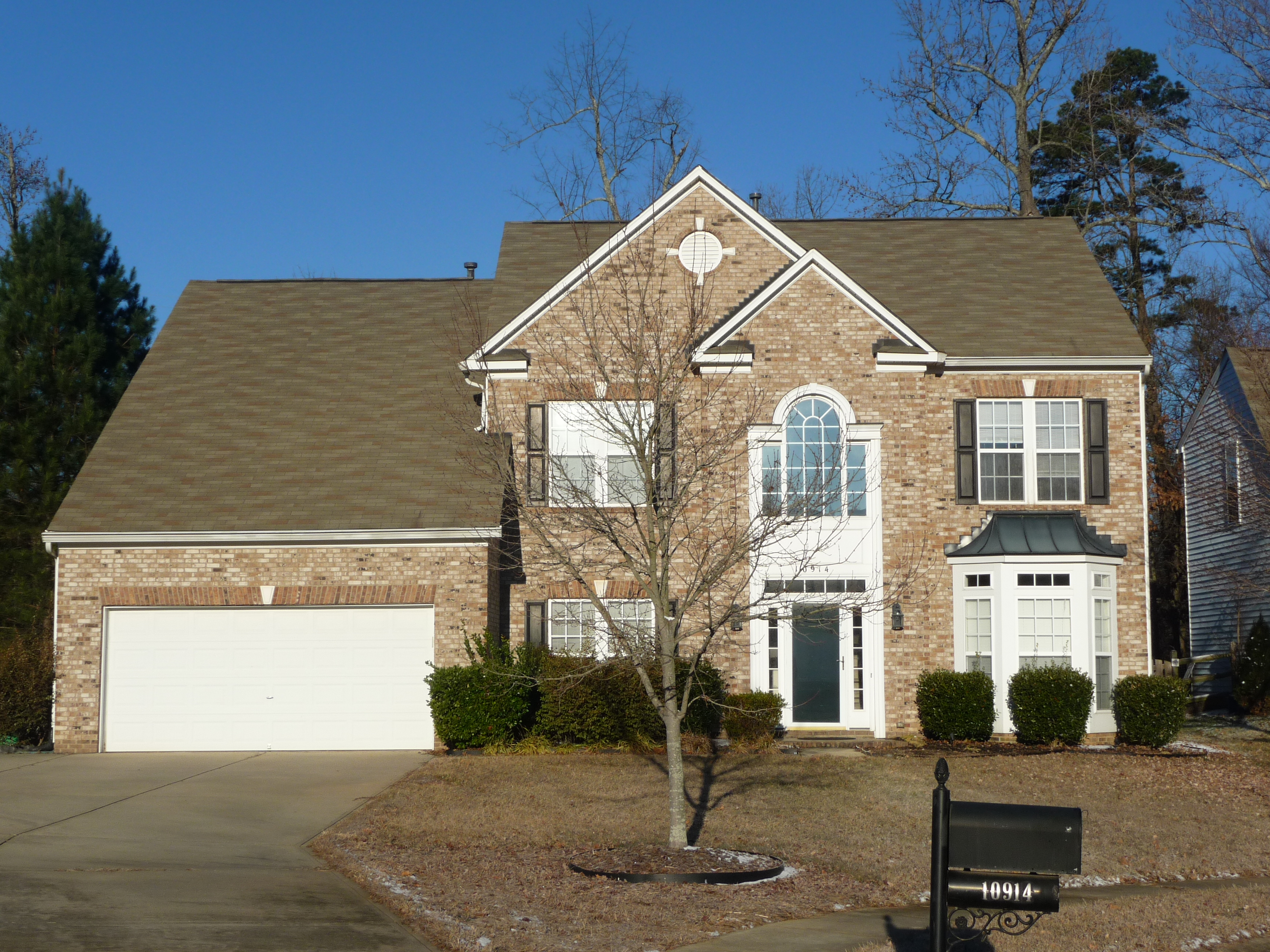 4 bedroom 2 5 bath 2 story home for sale in university city for Charlotte house