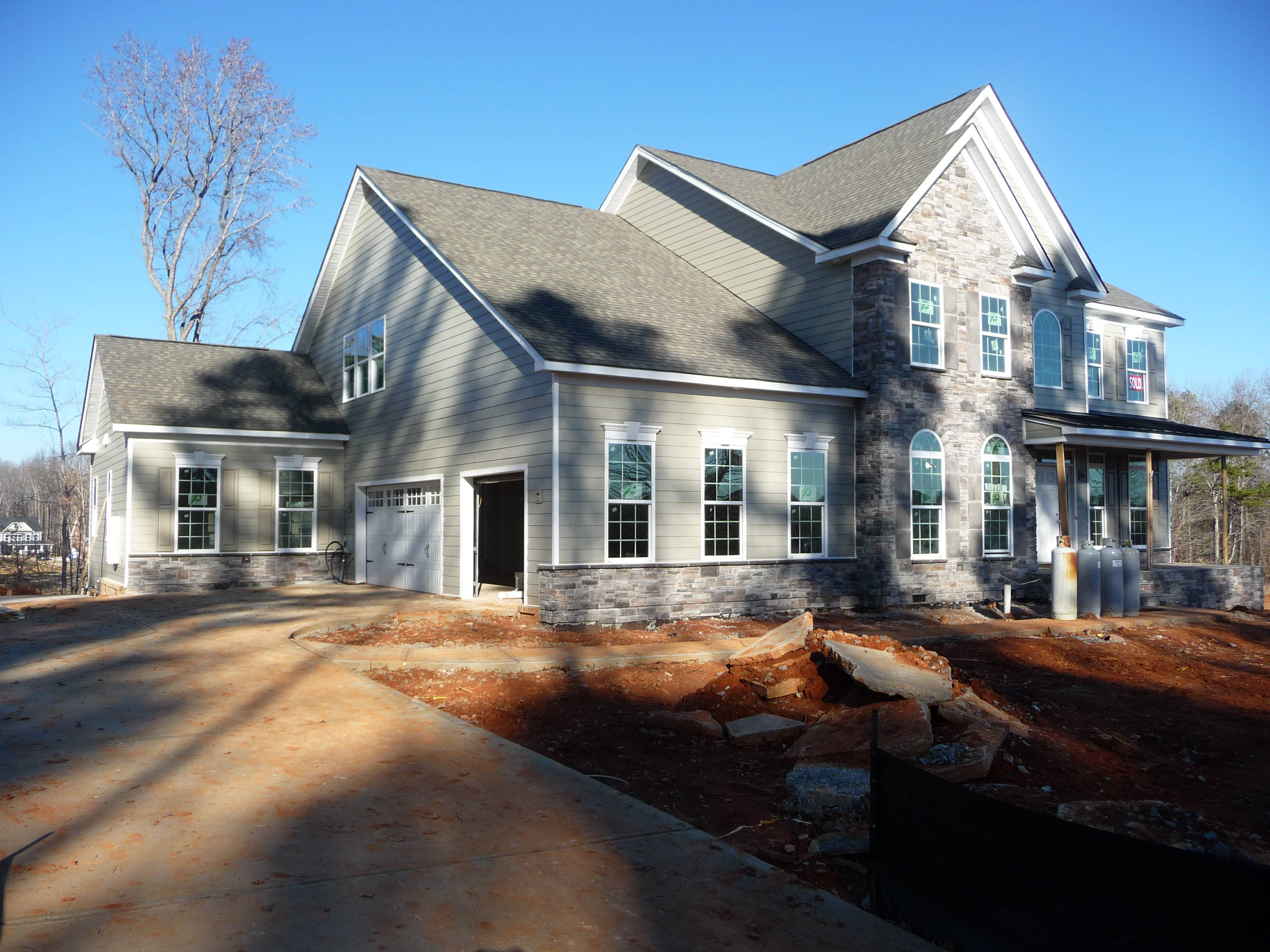 Two Story Homes For Sale In Summerwood Mint Hill North