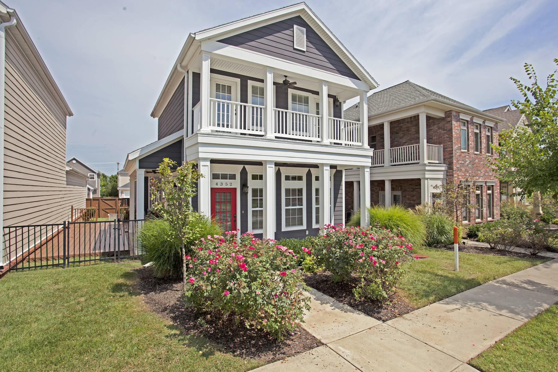 4352 canna ln fayetteville ar garden home in lakewood for Home builders in fayetteville ar