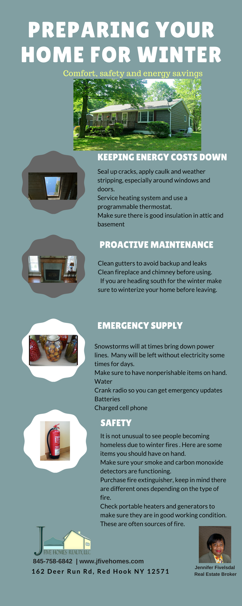 A Winter Checklist For Your Home