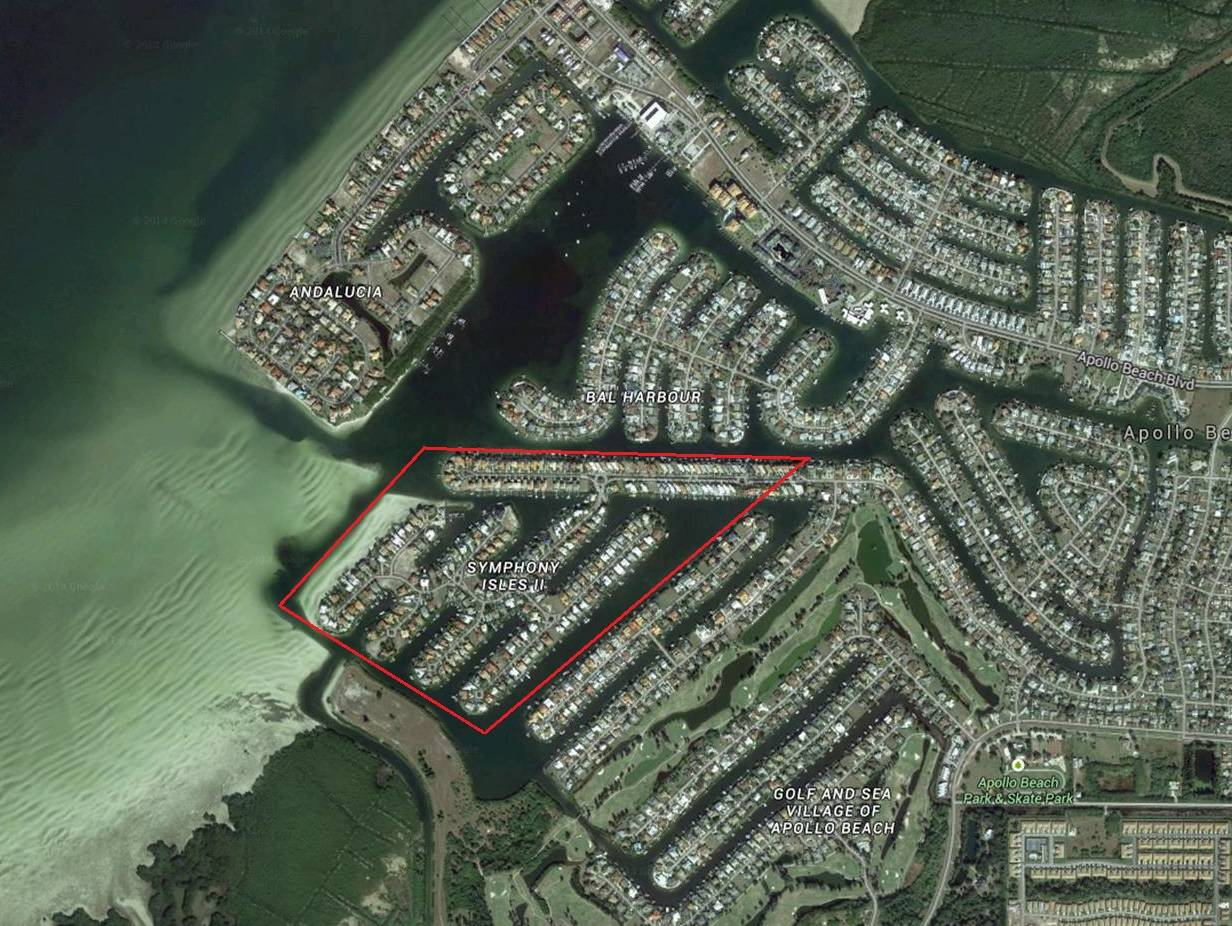 Symphony Isles Apollo Beach Florida Homes For With Jan Hungate