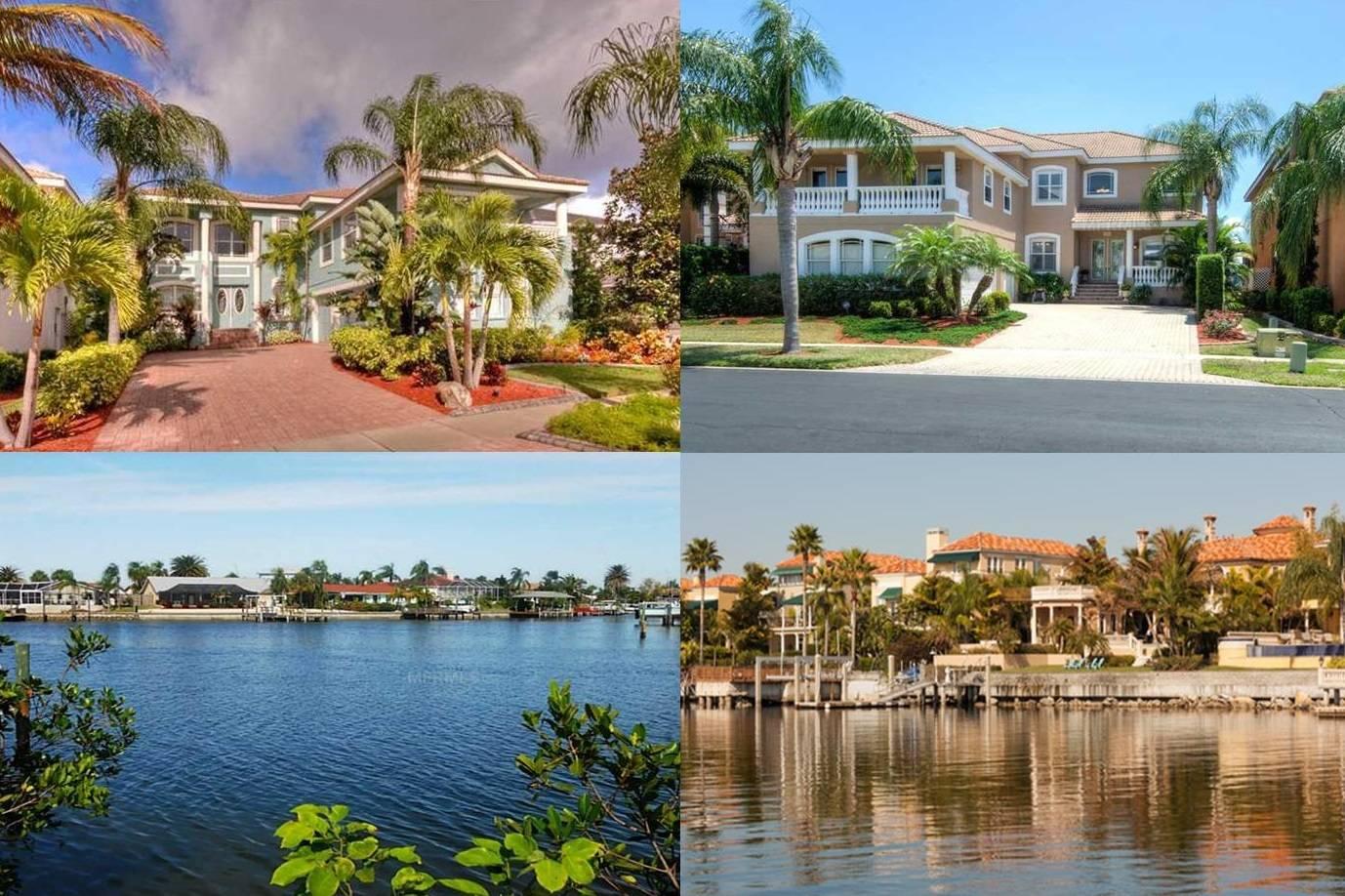 Symphony Isles Homes For Apollo Beach Florida