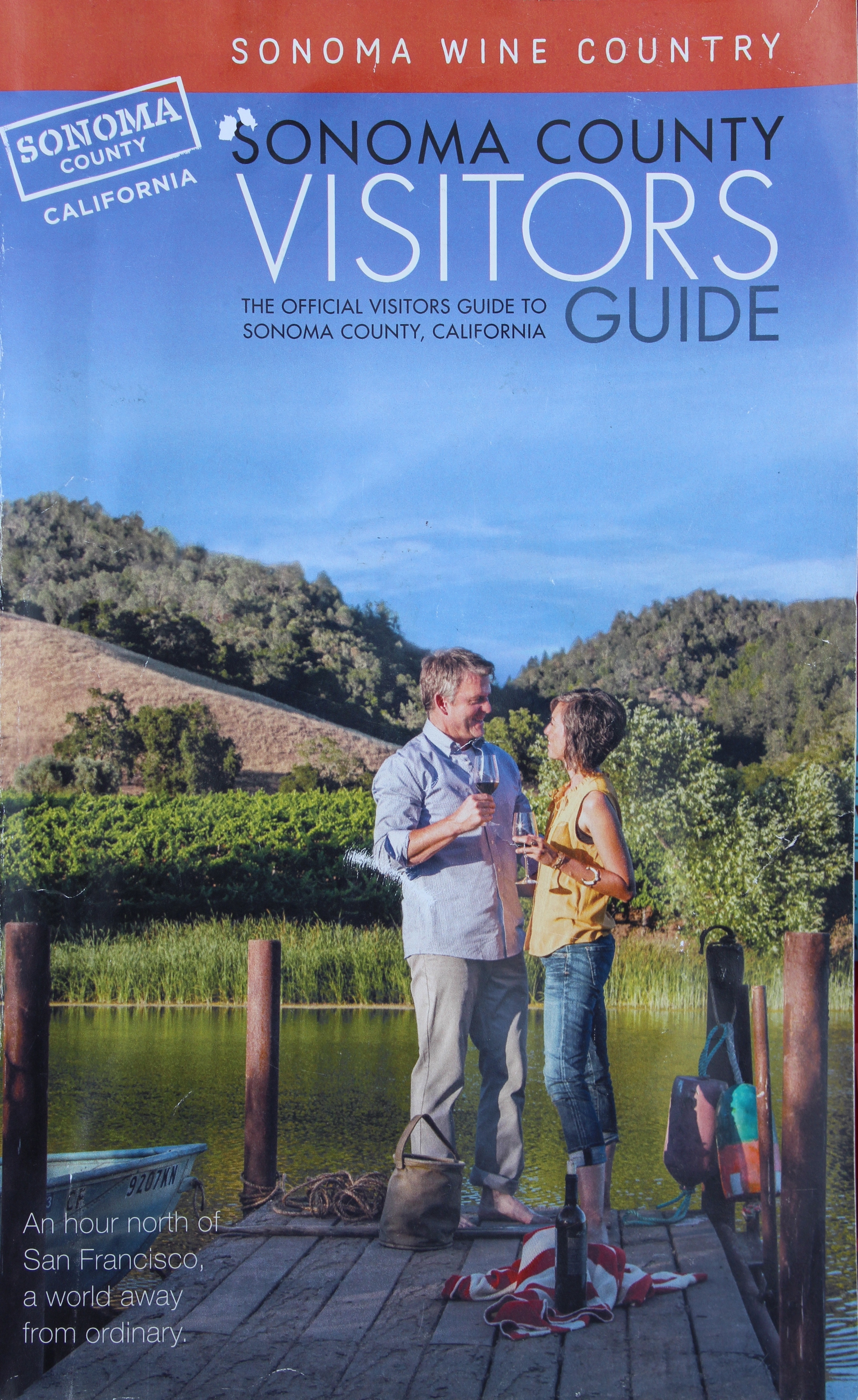 Sonoma County Visitors Guide