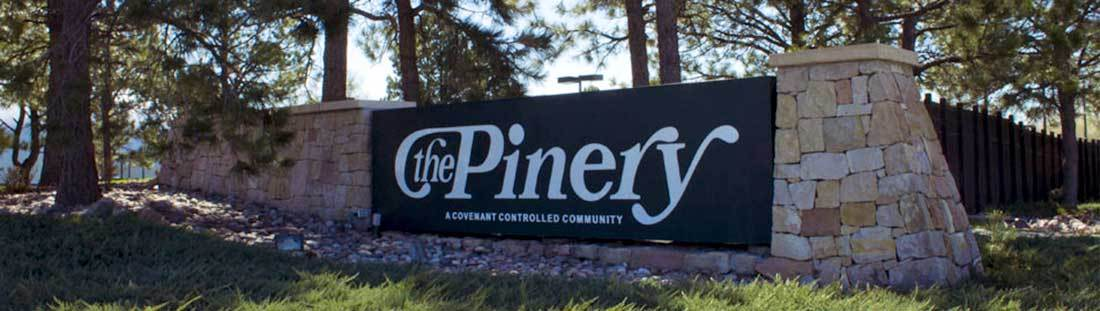 The Pinery Neighborhoods of Parker CO