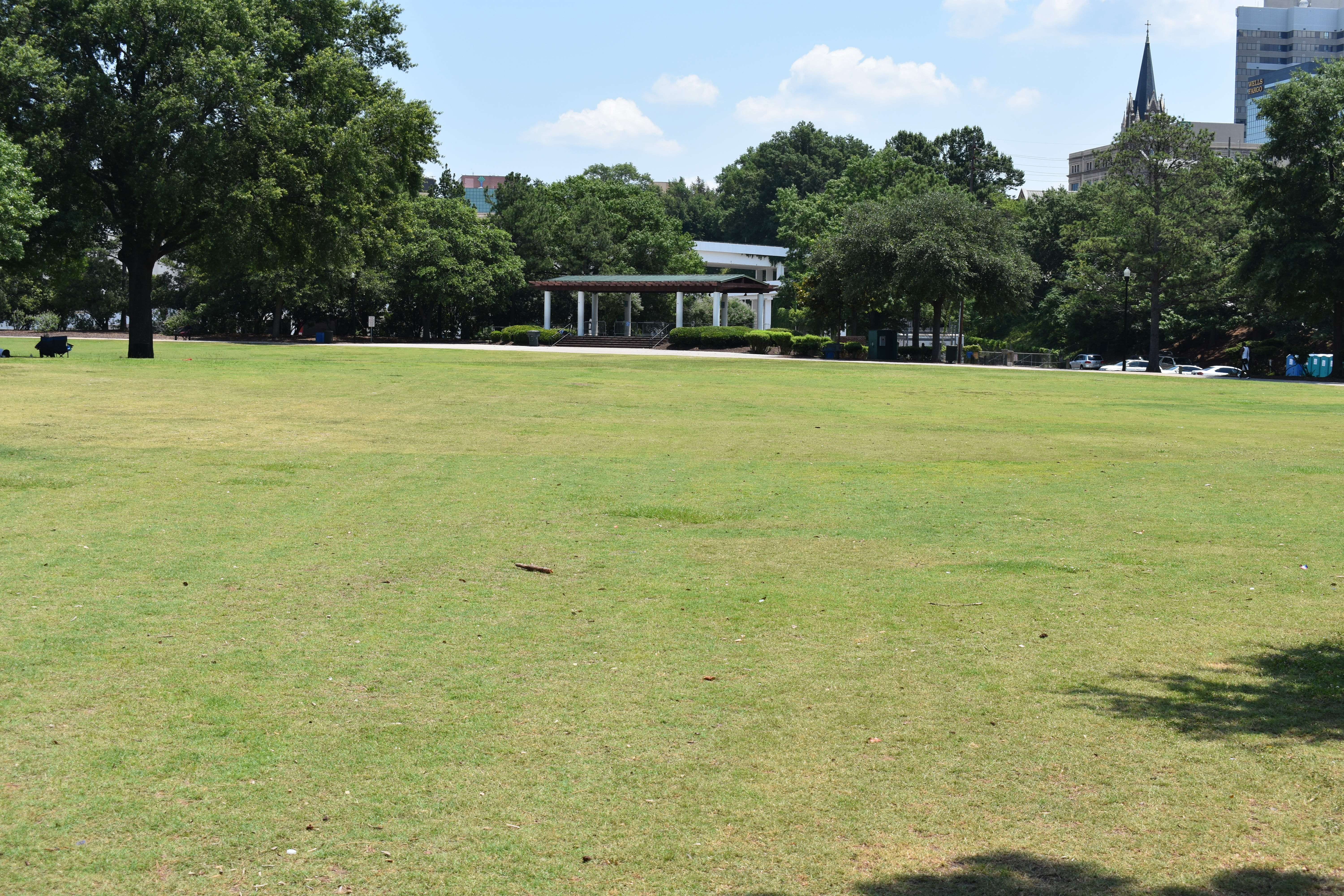 Finlay Park in Columbia, SC