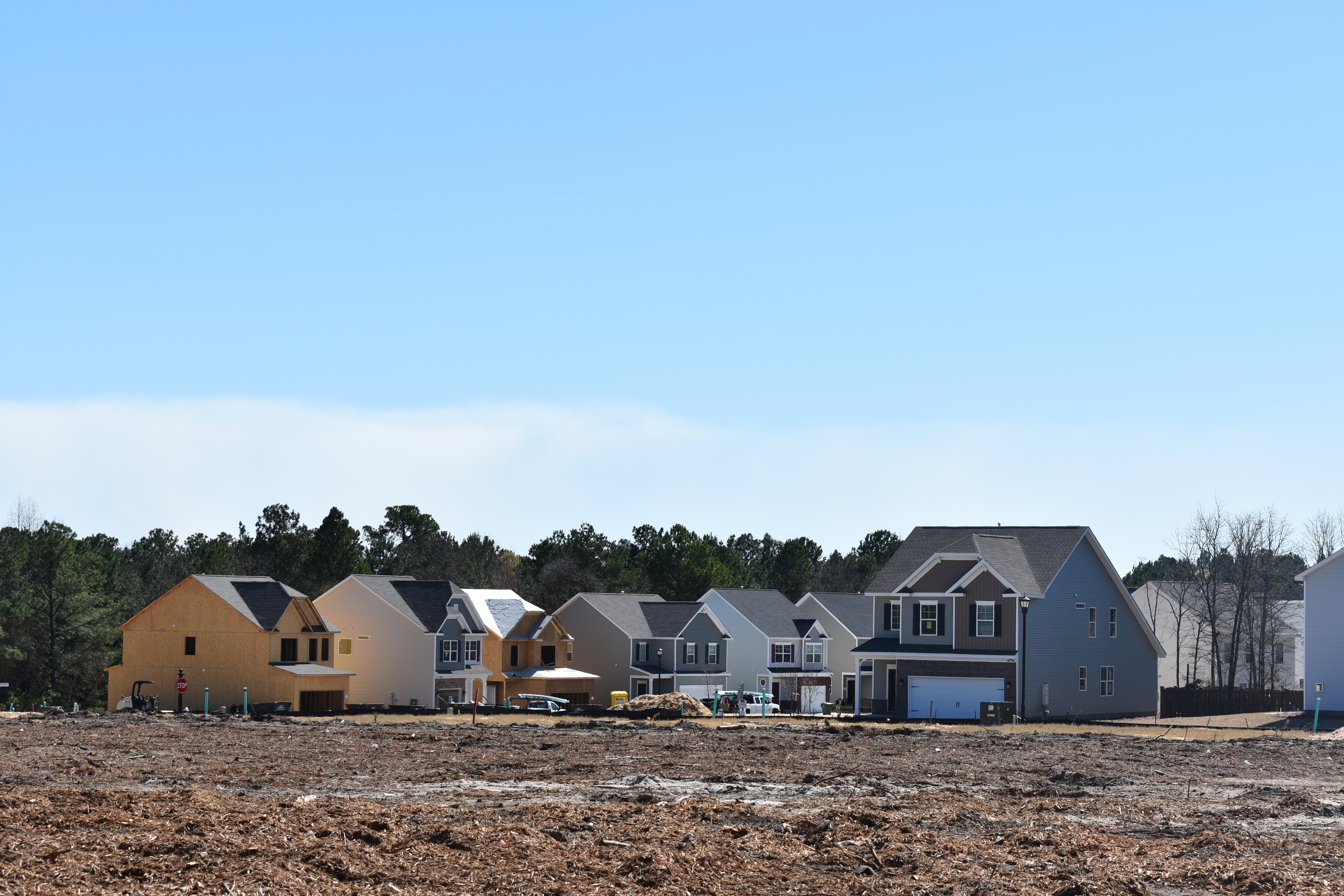New Construction Homes in Northeast Columbia, SC Under $200,000