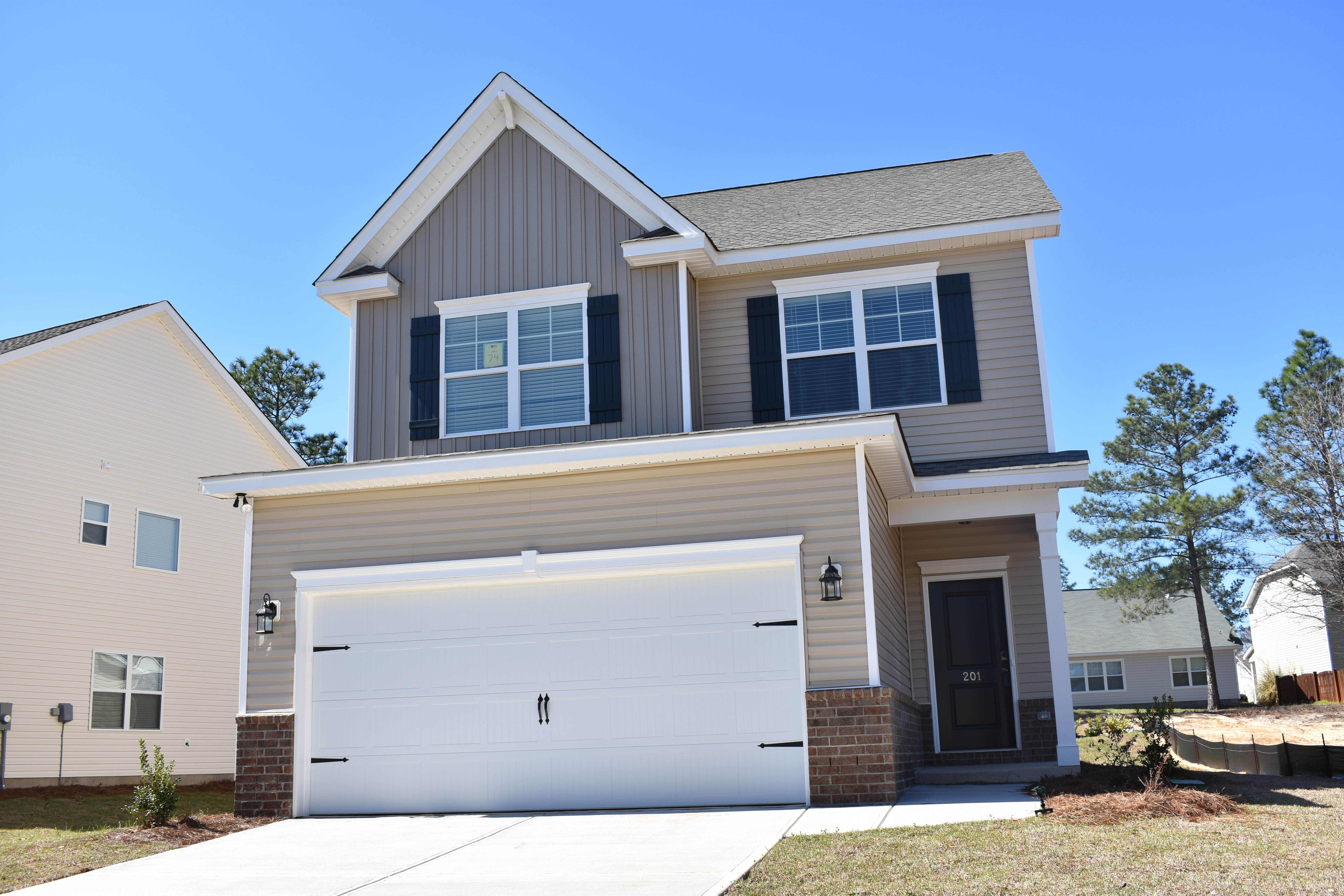 New Construction Homes for Sale in Lake Carolina Pinnacle Ridge