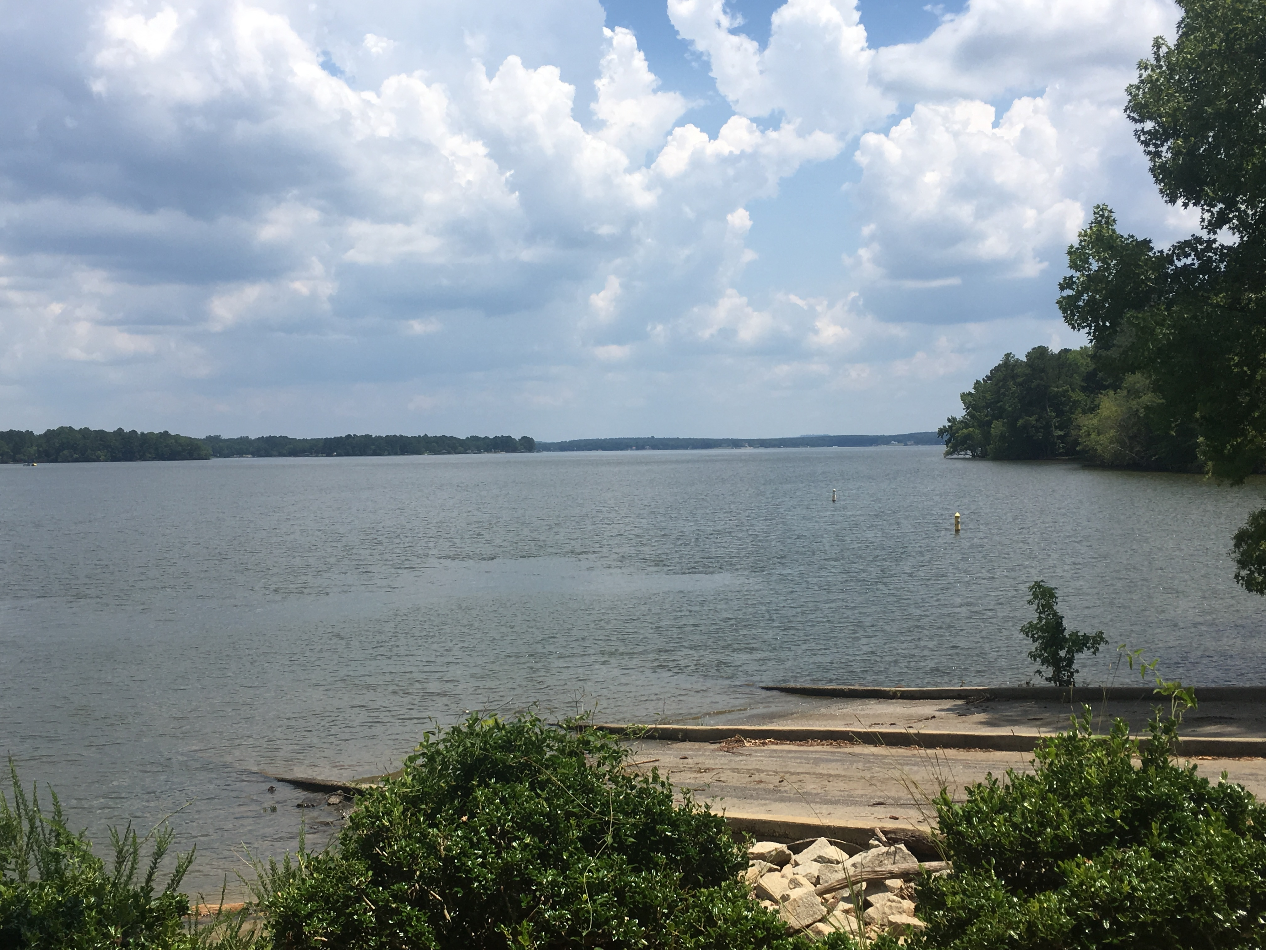 Wateree State Park in Winnsboro, SC