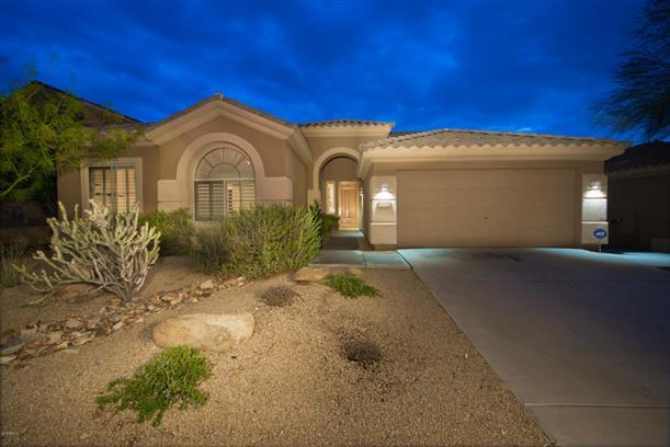 homes for sale in McDowell Mountain Ranch Scottsdale Arizona