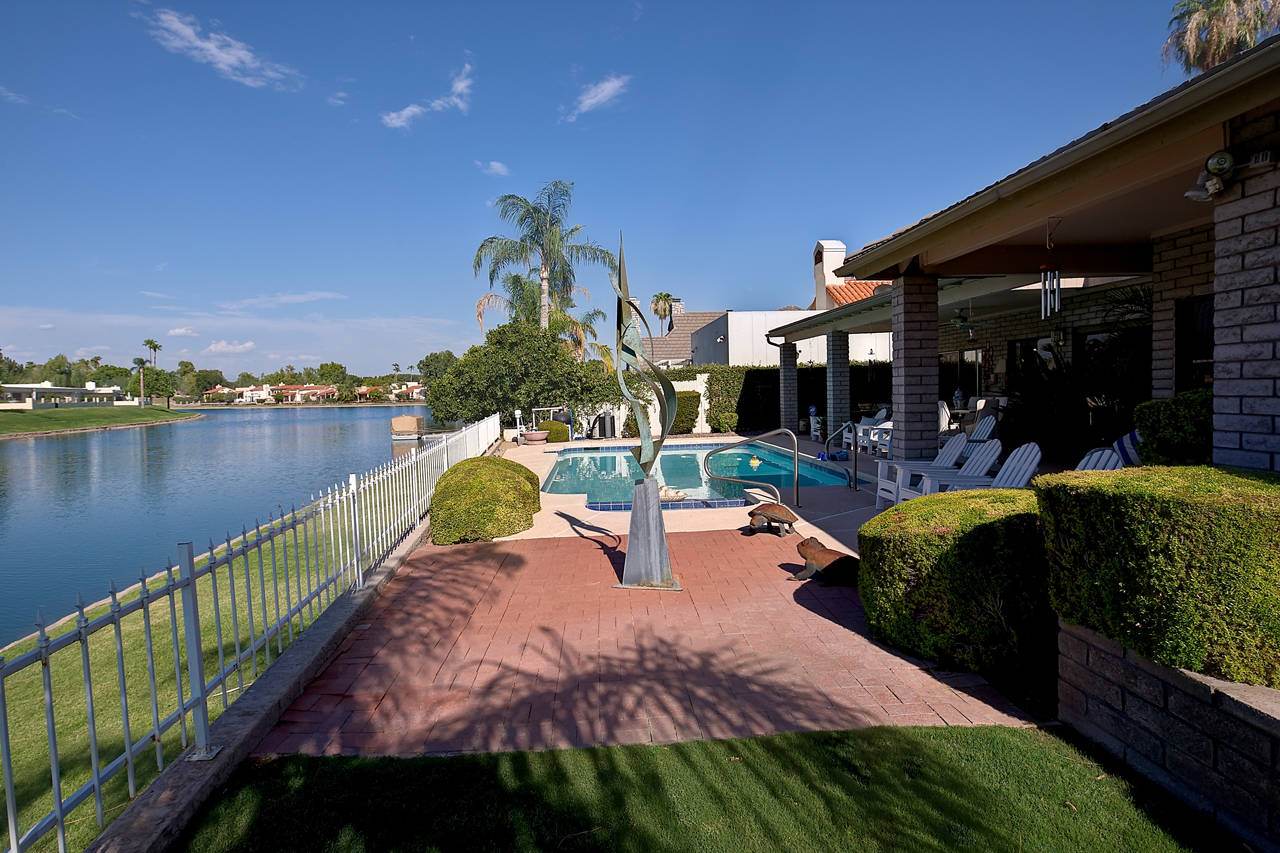 Pool home Islands McCormick Ranch Scottsdale