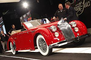 barrett Jackson Auto Auction Scottsdale