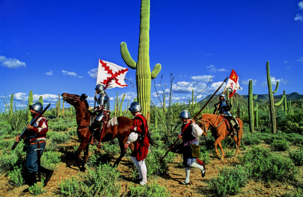 Coronado in Arizona