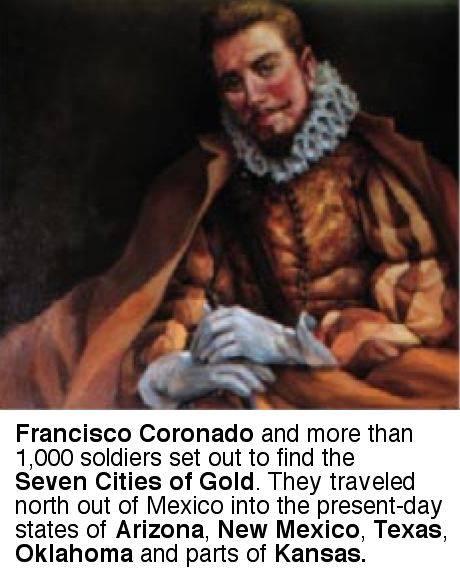 Coronado Expedition inArizona
