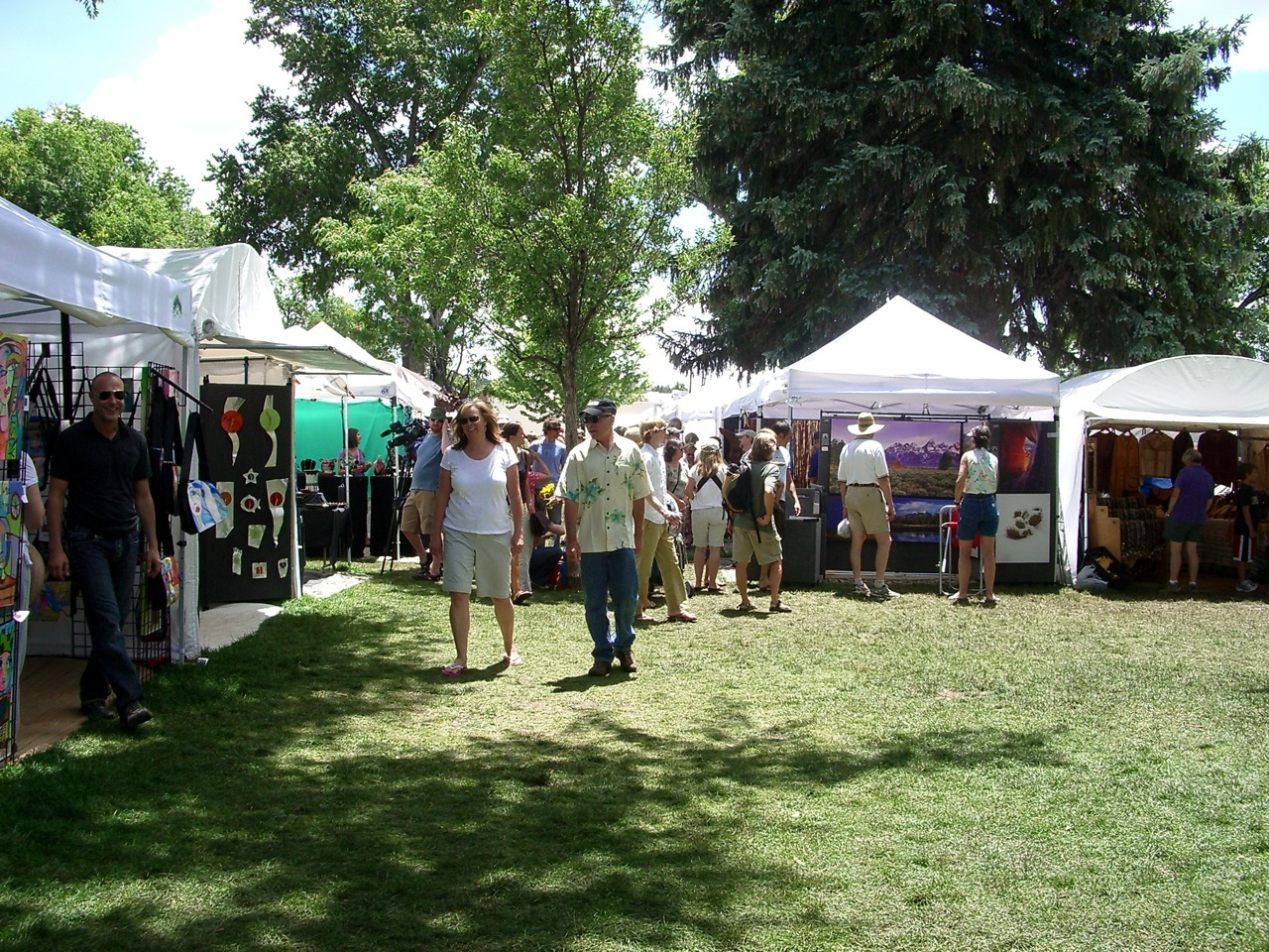 Flagstaff Fine Arts And Crafts Festival