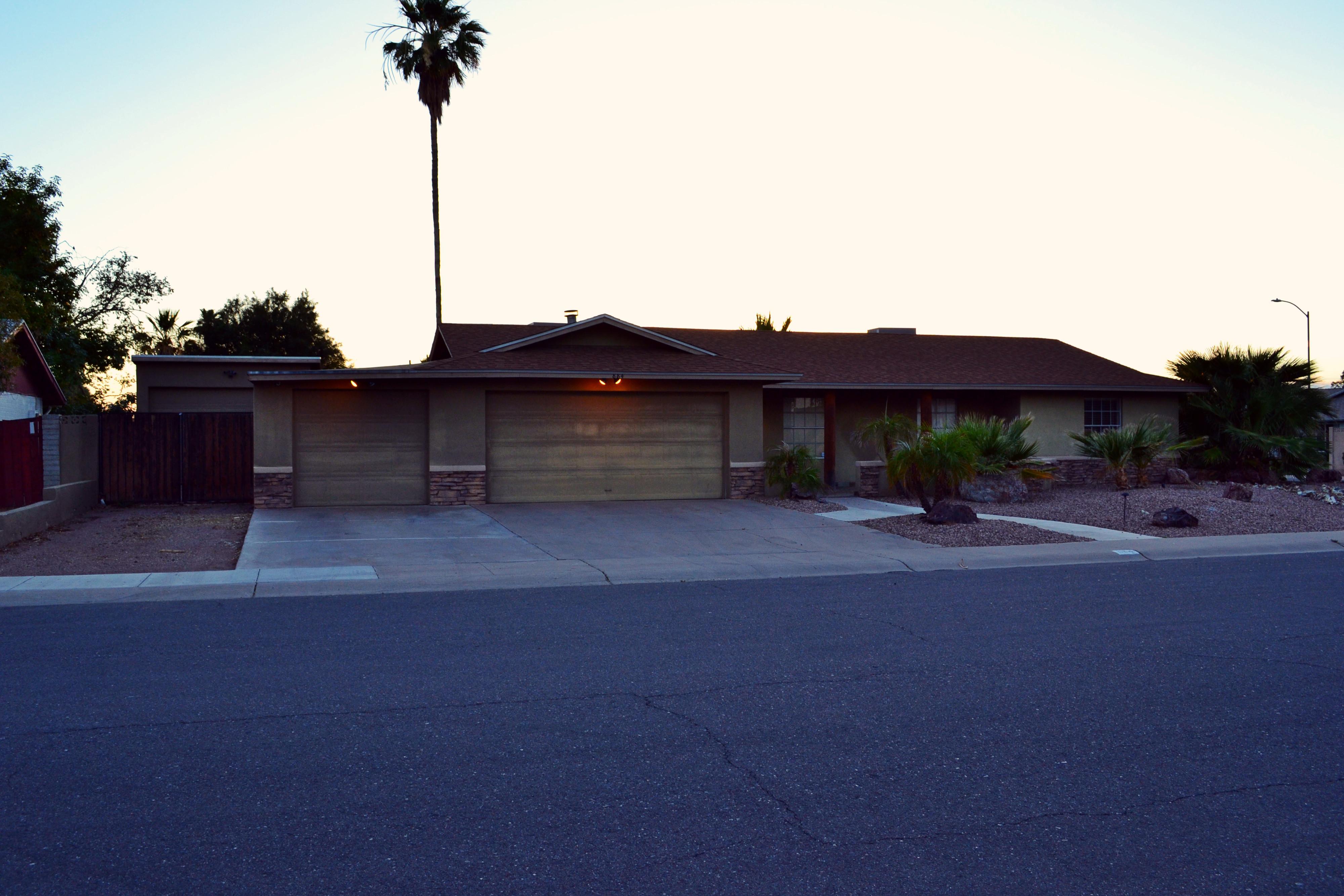 RV garage home Chandler