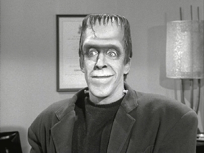 Herman Munster Realtor