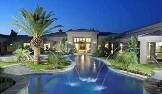 Scottsdale pool home