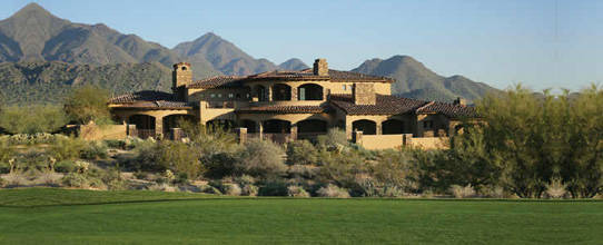 Scottsdale home for sale on golf course