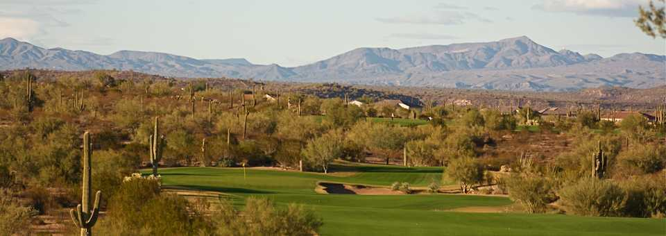 Scottsdale golf course home