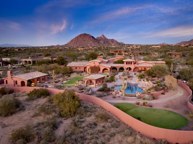 Scottsdale big home for sale