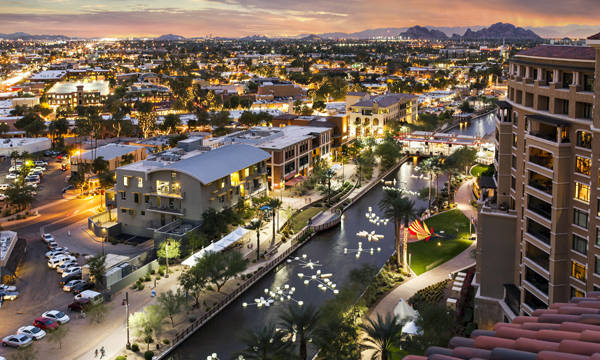 Scottsdale is the West's most Western city. Are you a golfer, art lover, looking for the
