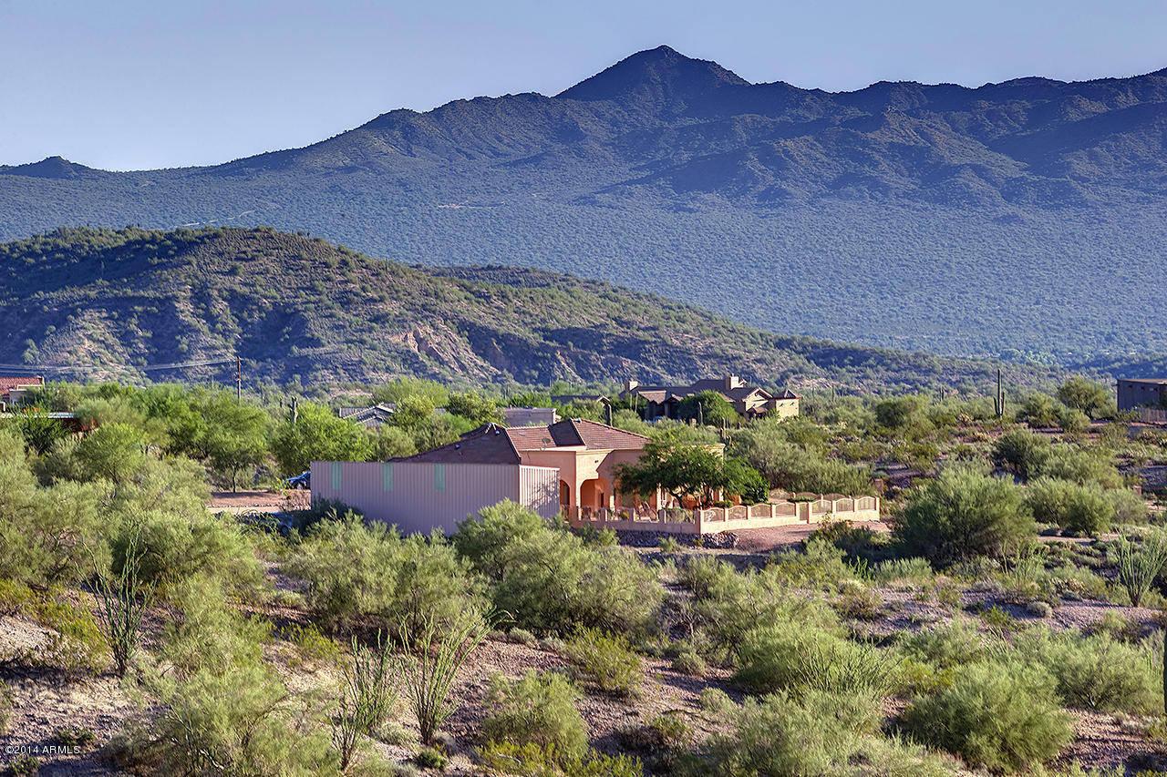 Arizona mountain home