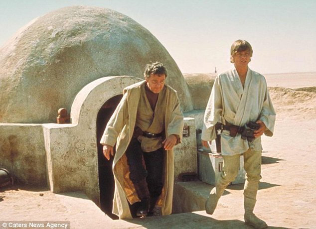 Star wars home