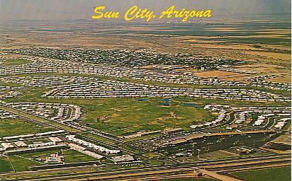 Sun City Senior Age Restricted community