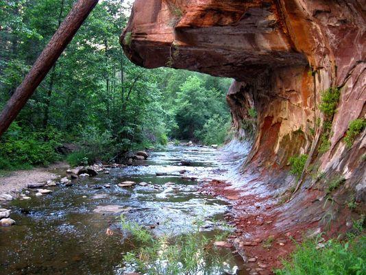 West Fork Trail Oak Creek
