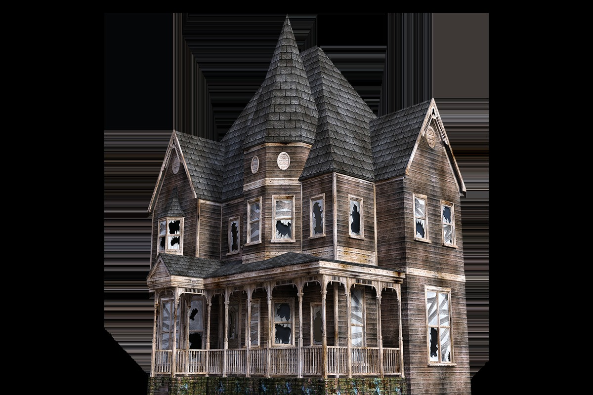 Spooky house makes sounds