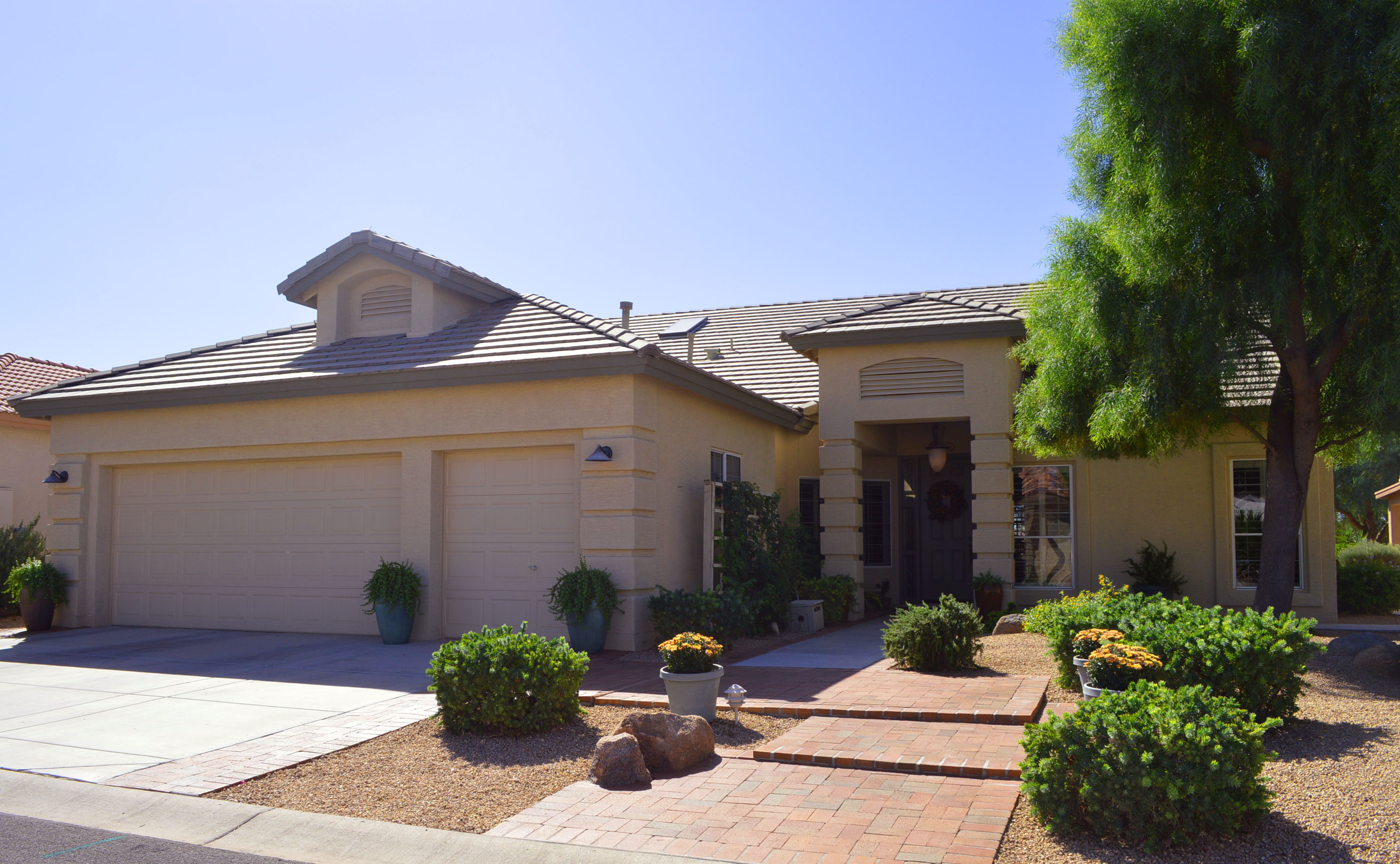 Open house sunday october 6th 2013 in sun lakes arizona House plans for golf course lots