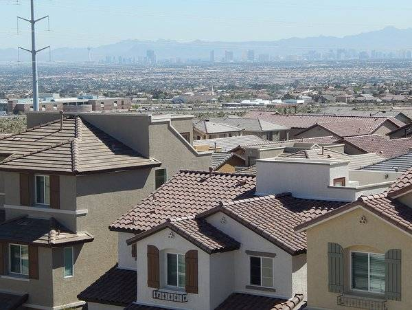 homes with rooftop decks in las vegas and henderson