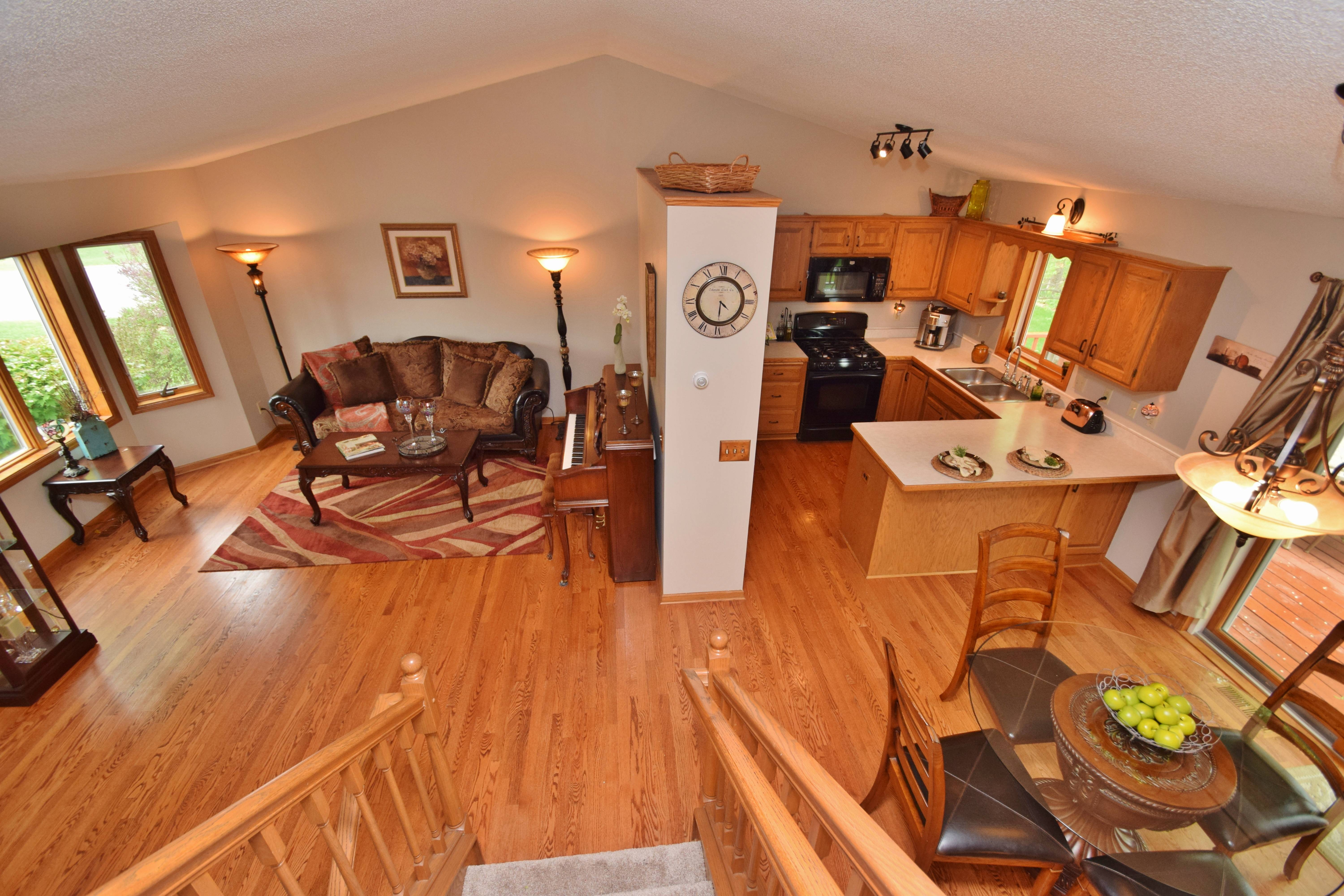 Entertain your friends in this awesome Ramsey home for sale