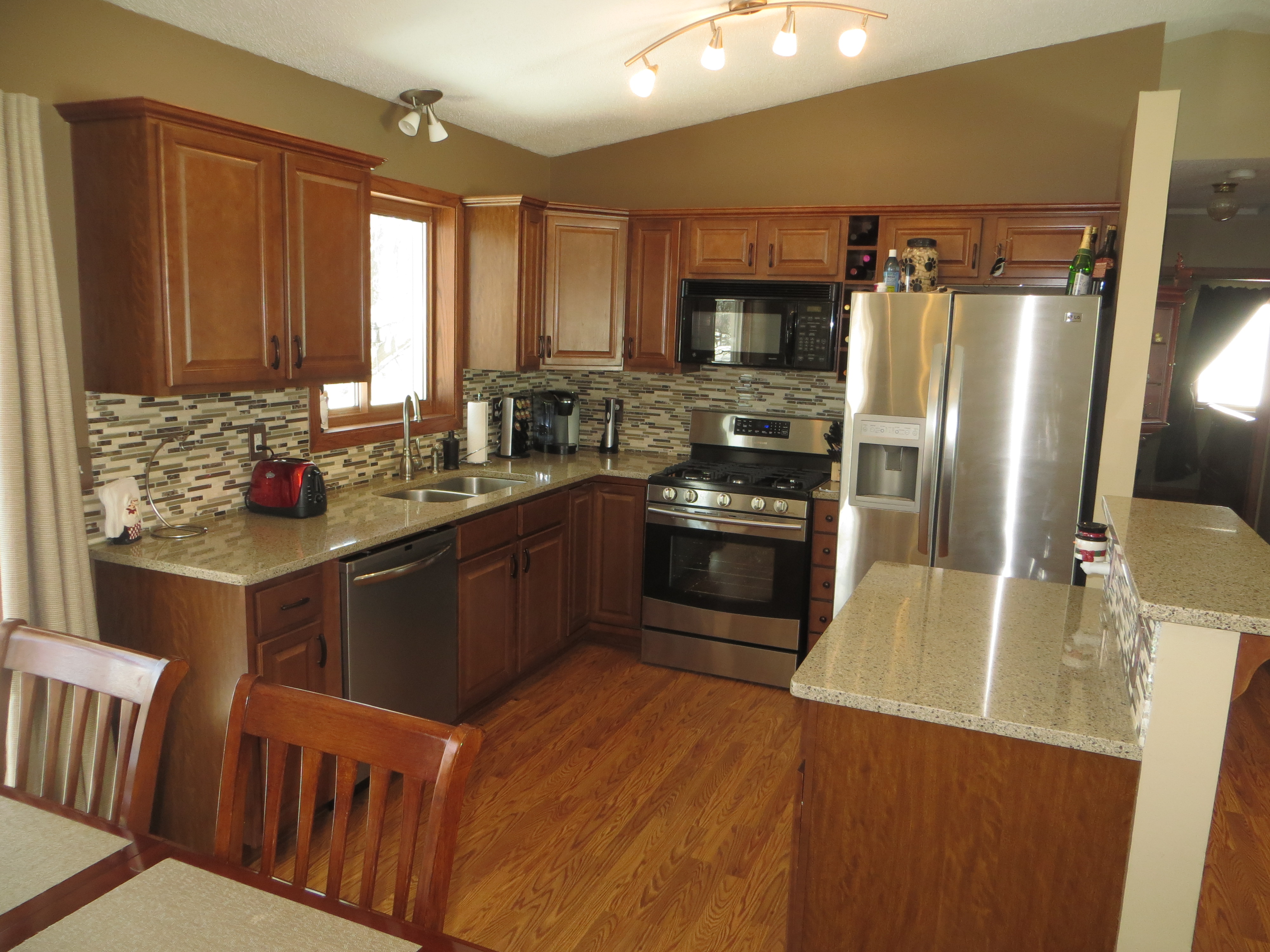 Split Foyer House For Sale : Gorgeous kitchen in split entry home for sale ramsey