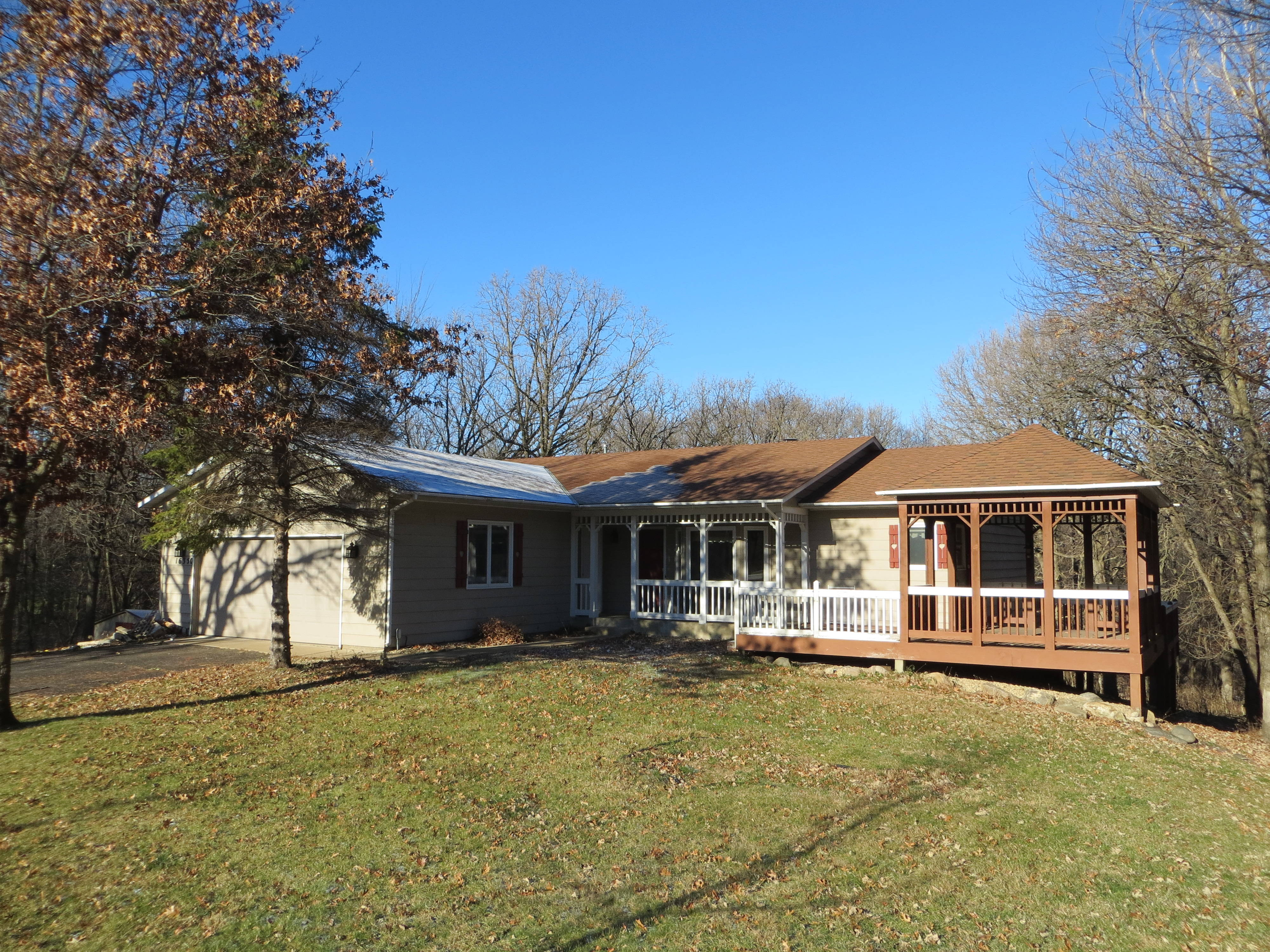 Secluded rambler on culdesac in ramsey home for sale for Rambler homes for sale