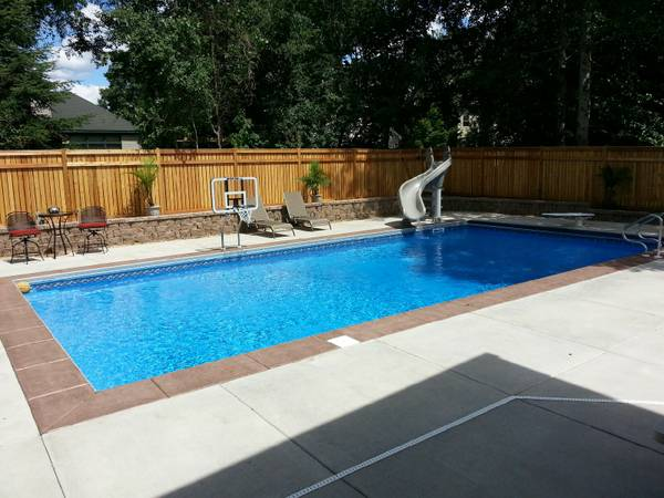 Woodland Estates 2 Story Home With Pool For Sale In Andover