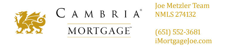 Cambria Mortgage, Joe Metzler